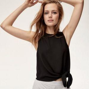 Babaton (Aritzia) Hopkins blouse in black